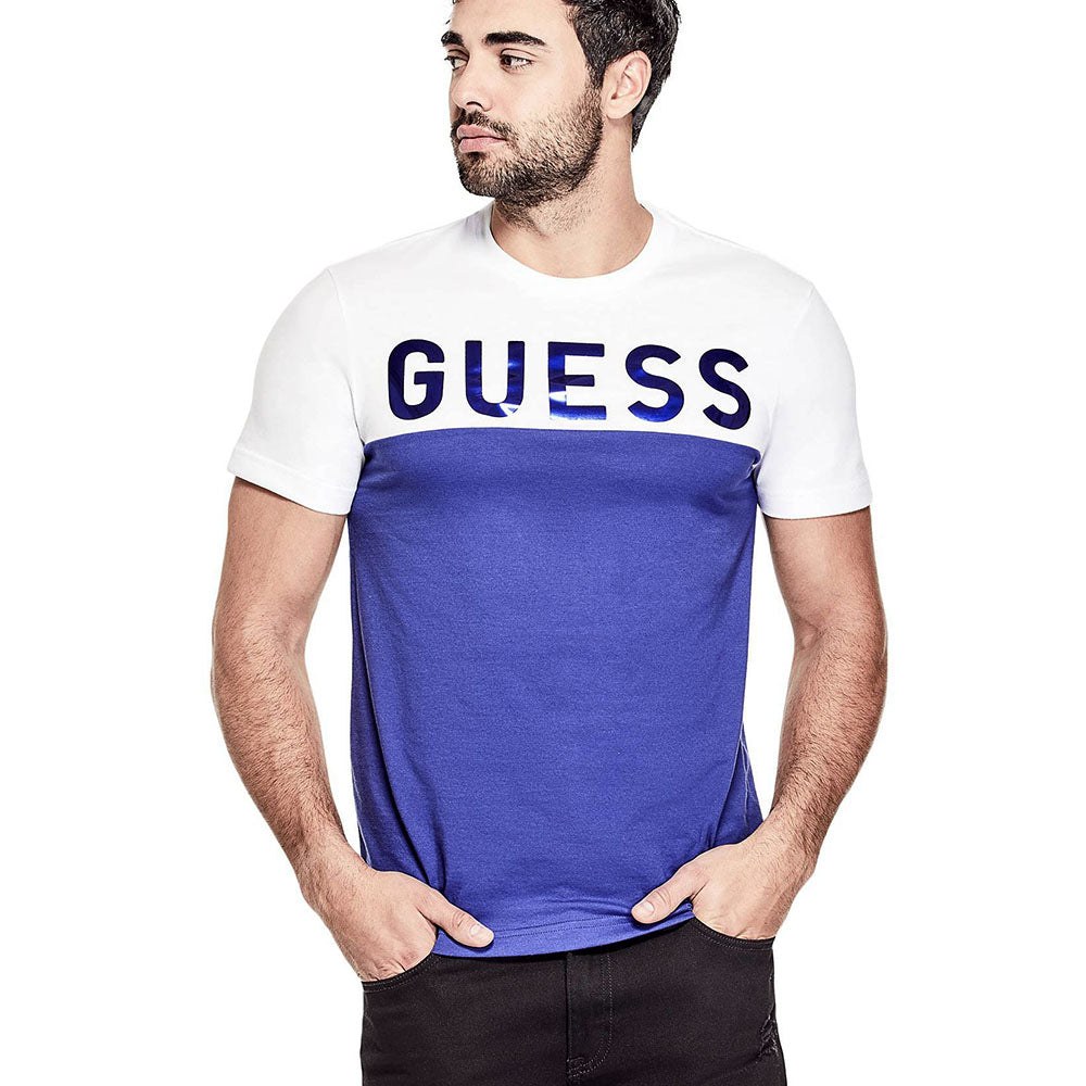 Tricou GUESS Rendor - Tricouri Barbati GUESS