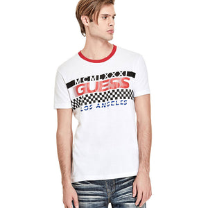 Tricou GUESS Marvick - Tricouri Barbati GUESS