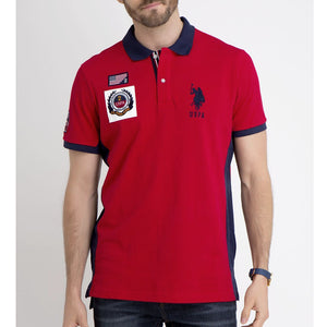 Tricou Polo US POLO ASSN Big Logo - Tricouri Barbati US POLO ASSN