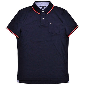 Tricou Polo TOMMY HILFIGER Custom Fit - Tricouri Barbati TOMMY HILFIGER