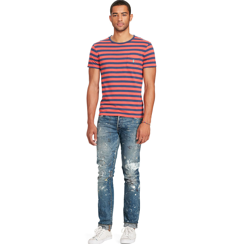 Tricou RALPH LAUREN Striped