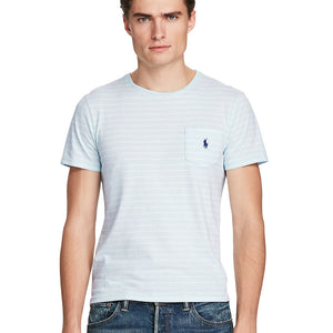 Tricou RALPH LAUREN Striped - Tricouri Barbati RALPH LAUREN