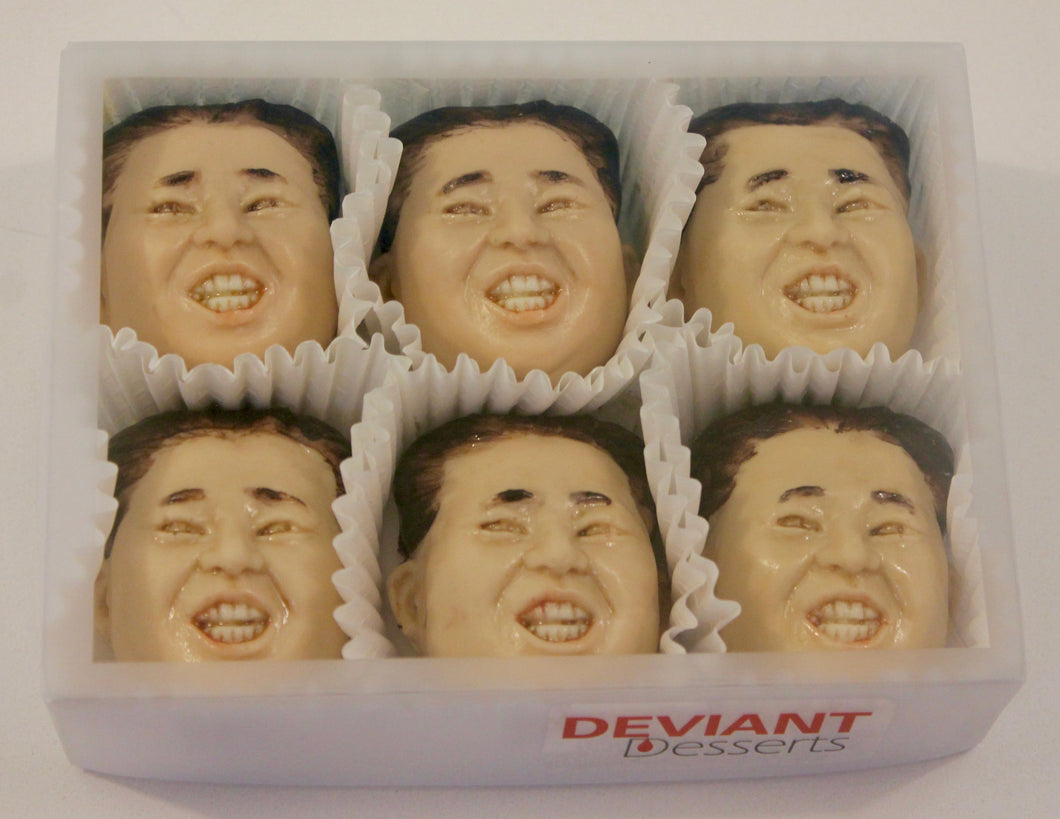 Kim Jong Un Supreme Bon Bons, box of 6