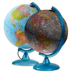 Earth & Sky 2 In 1 Exploration Globe, Childrens Globe, Waypoint Geographic - Waypoint Geographic