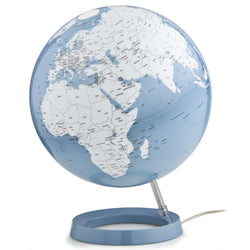 Light & Color Designer Series Globe Blue, Desktop Globes, Waypoint Geographic - Waypoint Geographic