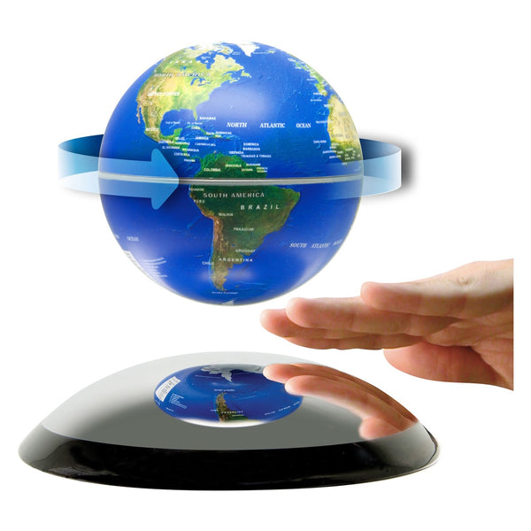 LeviGlobe Levitating and Revolving Globe