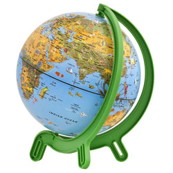 Giacomino Kids Physical Globe, Childrens Globe, Waypoint Geographic - Waypoint Geographic