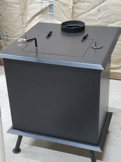 Stoves and Stainless Steel Pipe