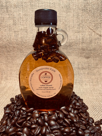 COFFEE insured maple syrup