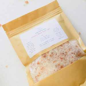 Luxury Bath Salt Blend