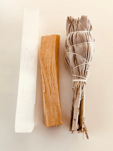 Cleansing Pack / Smudge Kit
