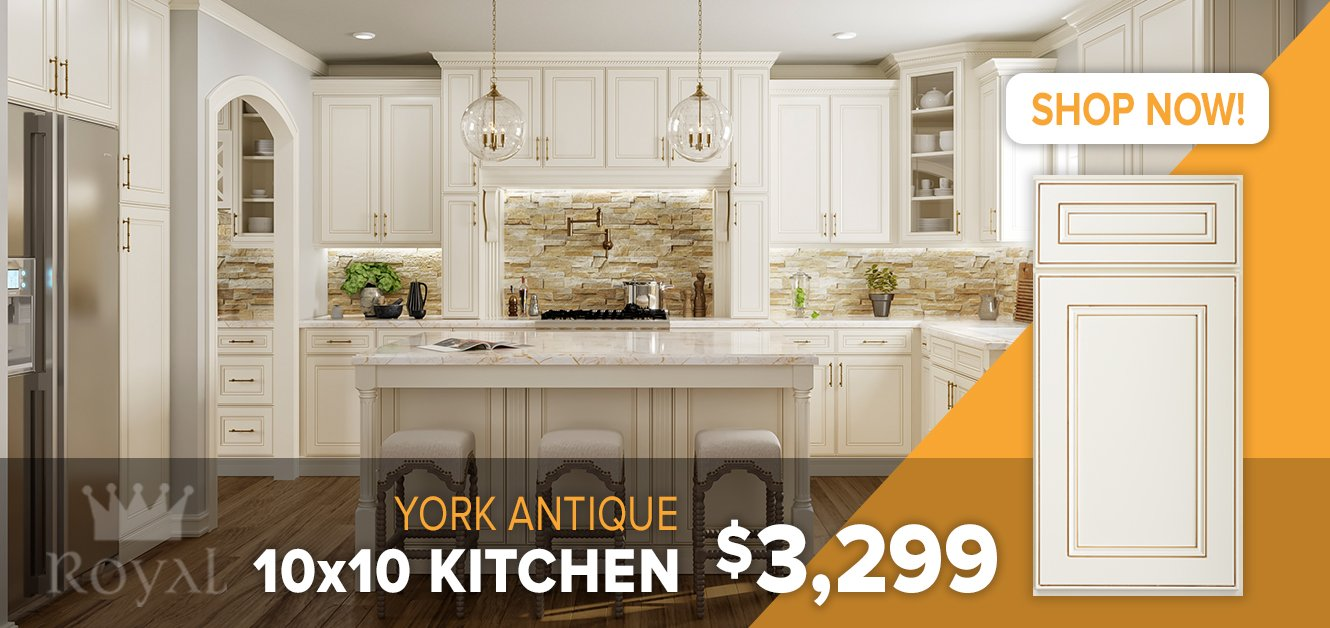 York Antique Cabinets
