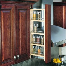 "3"" Wall Filler Pullout 30""T - Royal Online Cabinets"