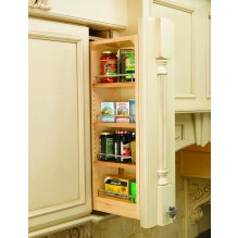 "6"" Wall Filler Pullout (30""H Wall Cabinets) - Royal Online Cabinets"