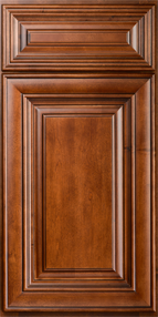SD - Casselberry Saddle - Sample Door