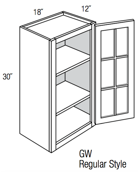GW1830 - Royal Online Cabinets