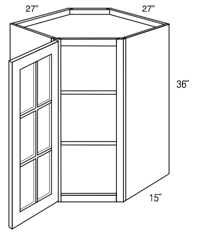 GWDC2736 - Royal Online Cabinets