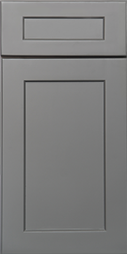 SD - Shaker Grey - Sample Door
