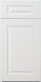 SD - Torrance White - Sample Door - Royal Online Cabinets