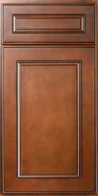 SD - York Chocolate - Sample Door - Royal Online Cabinets