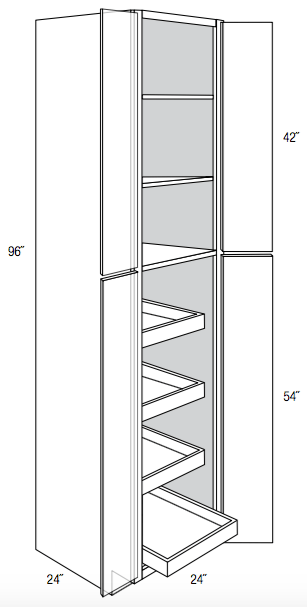 WP2496BRT - Royal Online Cabinets