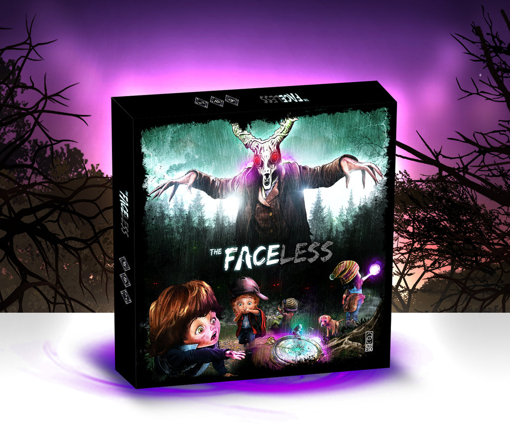 The Faceless - Ready to descend?