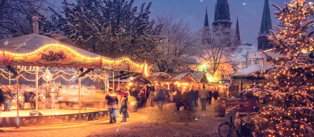 Europe's Coziest Christmas Markets