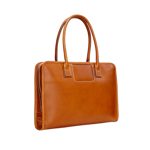 Briefcase Women All Leather