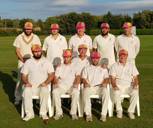 Nepotists CC v Post Modernists CC - Isis Trophy Semi Final
