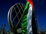 Aldar HQ Building In Abu Dhabi
