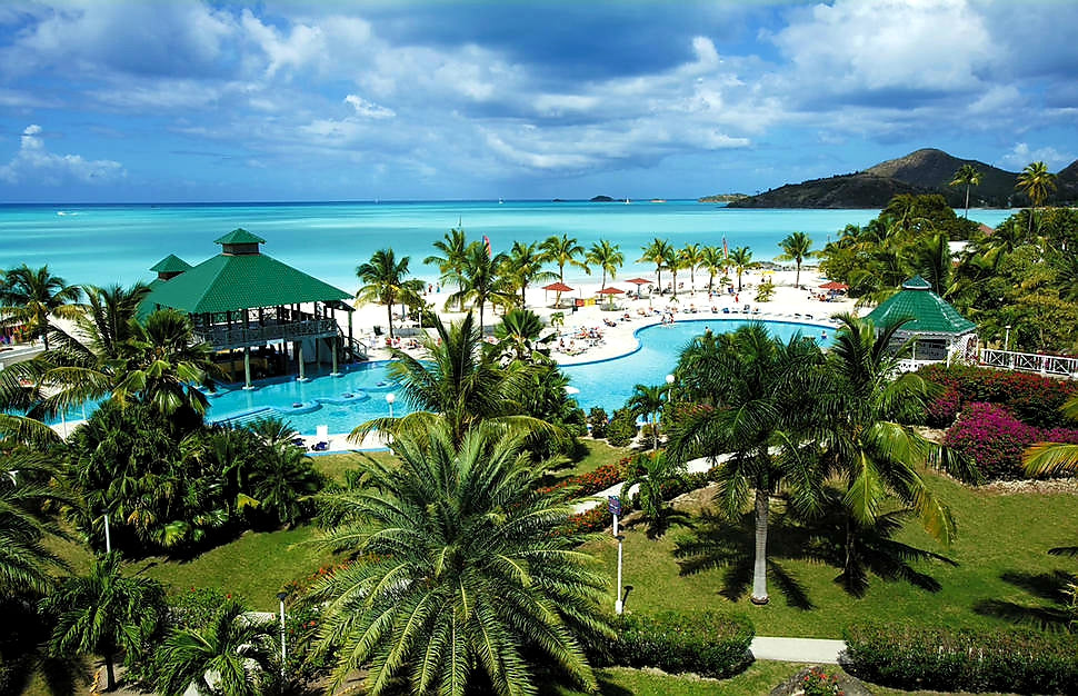 Australian Cricket Tours - Starfish Jolly Beach Resort, Jolly Beach, Antigua