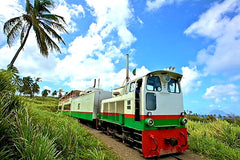 Australian Cricket Tours - The St Kitts' Scenic Railway