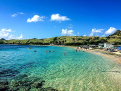 Australian Cricket Tours - The Turquoise Waters Of Cockleshell Bay, St Kitts
