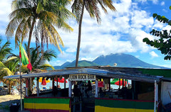 Australian Cricket Tours - Lion Rock Bar On Cockleshell Bay, St Kitts