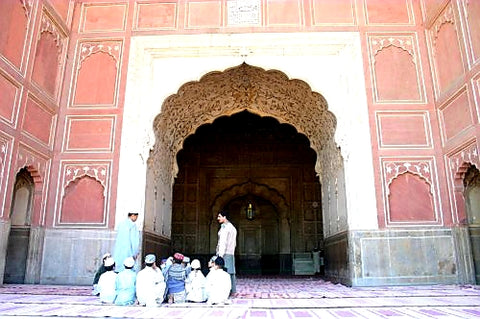 Australian Cricket Tours - Badshahi Mosque, Lahore Fort, Lahore, Pakistan