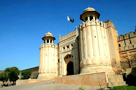 Australian Cricket Tours - MIghty Lahore Fort, Lahore, Pakistan