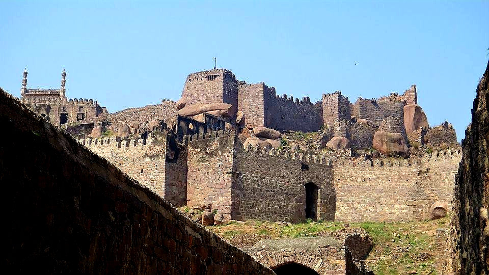 Australian Cricket Tours - Golconda Fort | Hyderabad | India