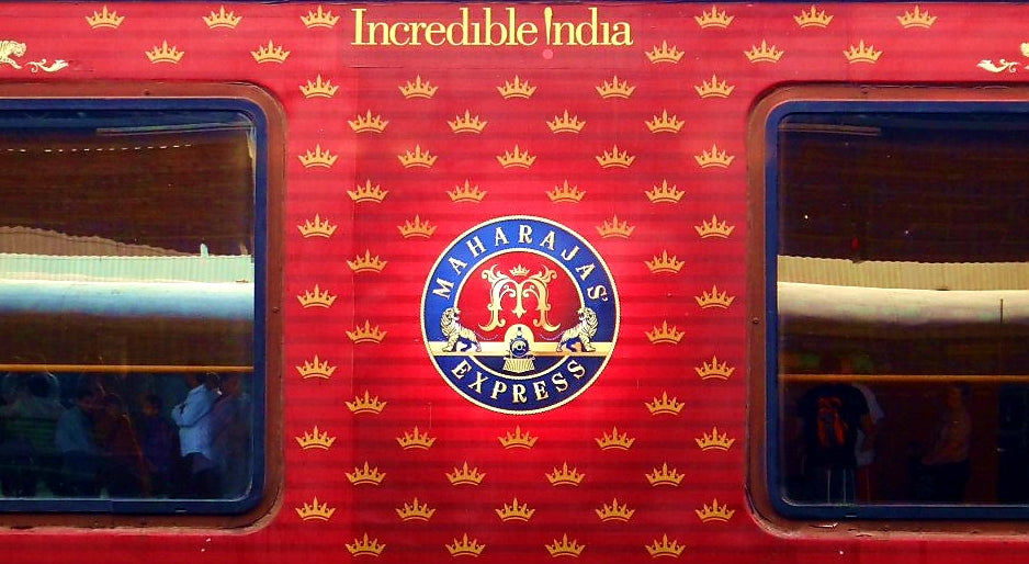 Australian Cricket Tours - The Maharajas Express Is A Deluxe Railway Train That Tour Rajasthan And Agra From New Delhi   India