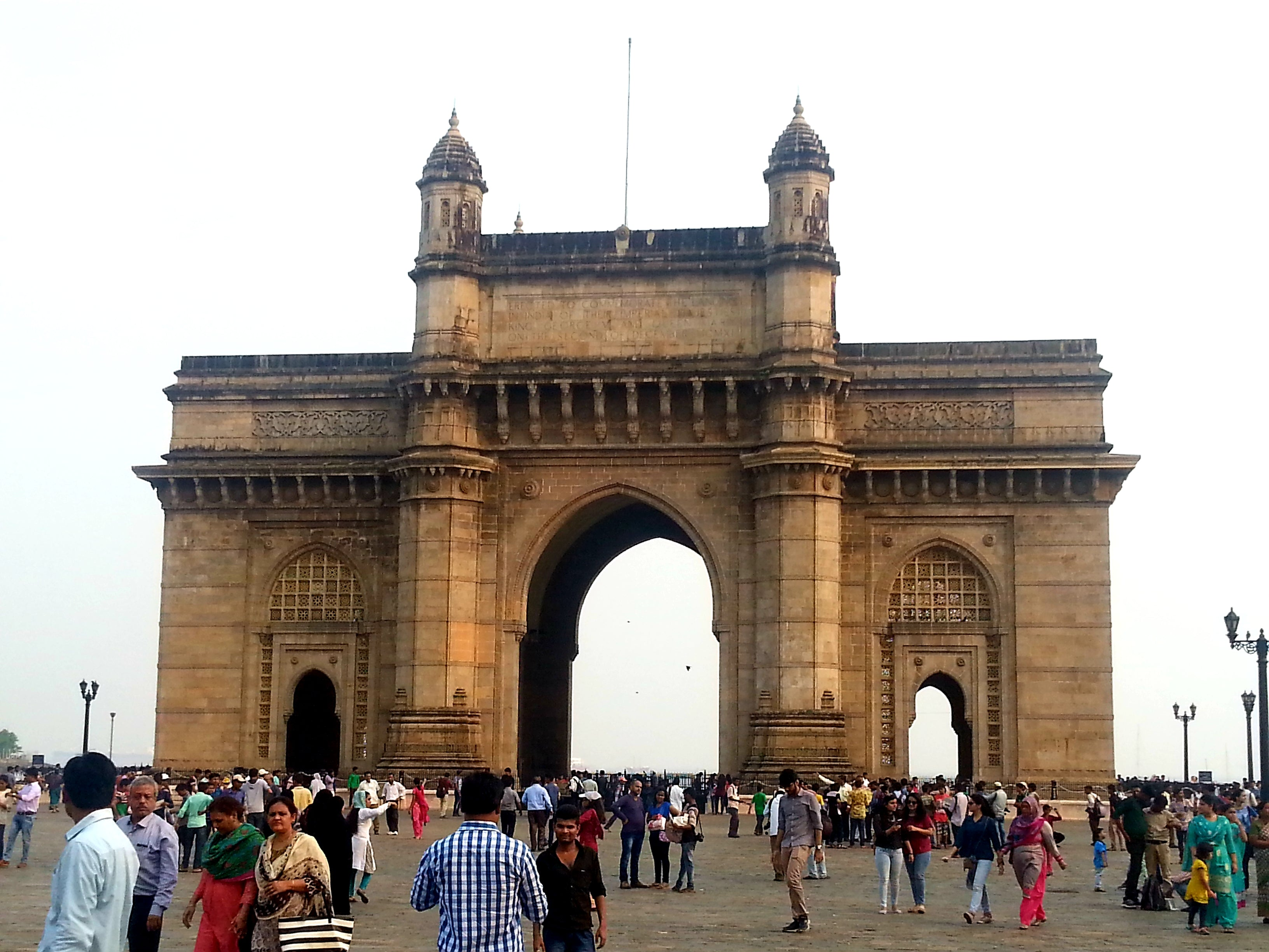 Australian Cricket Tours - The Gateway To India Monument, Built For The Passing Out Parade Of The British After Indian Independence In 1947 | Mumbai | India