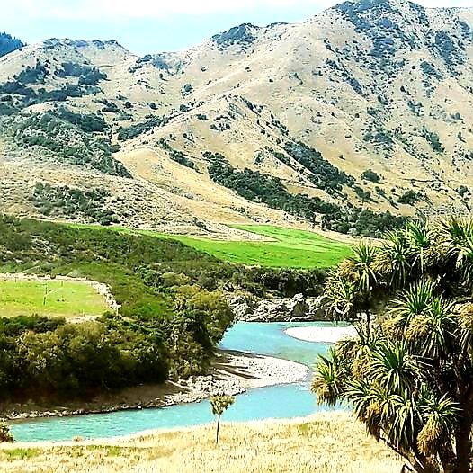Australian Cricket Tours - The Scenic Drive To Hanmer Springs From Christchurch