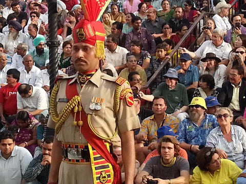 Australian Cricket Tours - When We Enjoy Our Australian Cricket Tours To India, If We Play In Mohali, We Do A Day Trip To The Amazing India & Pakistan Border Closing Ceremony At Attari To Witness The Proud Ferocity Of The Soldiers. The Cricket World Cup In India 2023 Should Allow Us The Chance To Experience This Spectacle On Our Australian Cricket Tour To India 2023