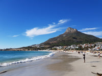 Australian Cricket Tour - Camps Bay, Cape Town, South Africa
