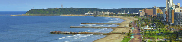 The Golden Mile, Durban. Enjoy This During Our 1st Test Experience.
