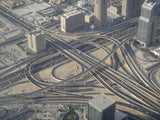 Looking Down On The Spaghetti Junction At Dubai Mall, With #AustralianCricketTours
