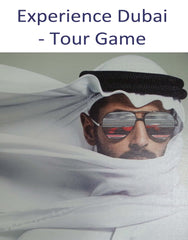 Experience Dubai - Tour Game Program Image