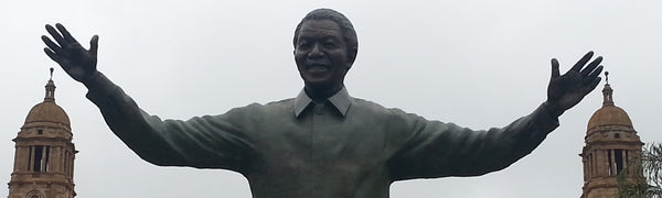 Nelson Mandela Monument, Pretoria. Enjoy This During Our 4th Test Experience.