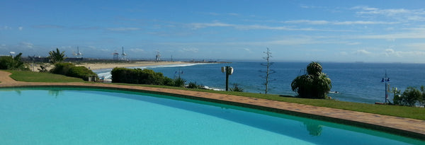Algoa Bay, Port Elizabeth. Enjoy This During Our 2nd Test Experience.