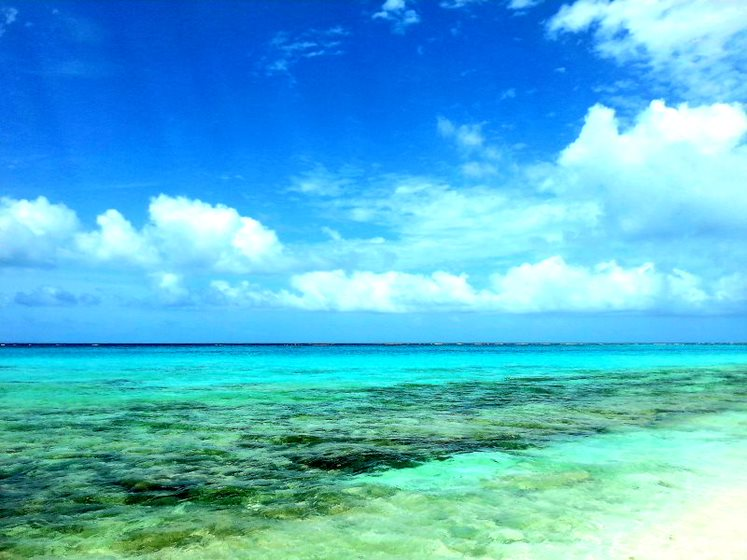 Australian Cricket Tours - The Turquoise Waters Of Prickly Pear, Anguilla, West Indies