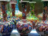 Arabic Painted Ceramics In The Souks Of Old Dubai