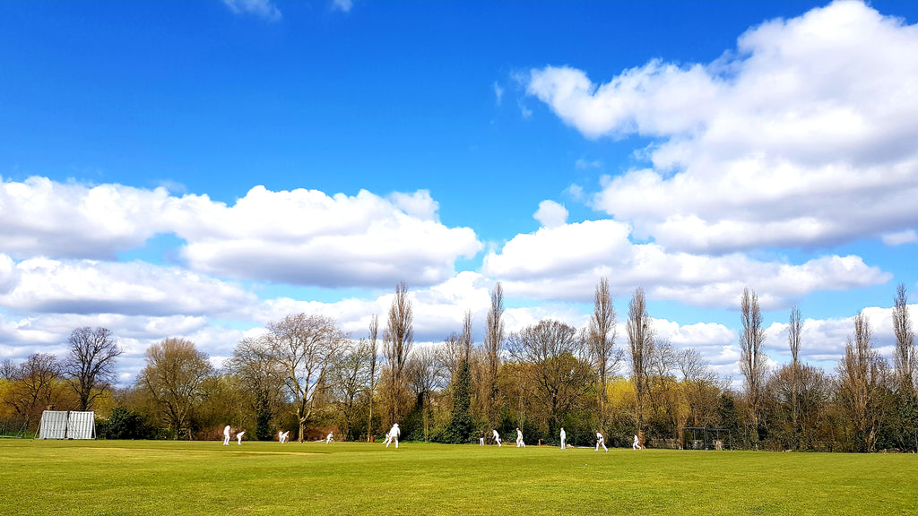Australian Cricket Tours - Nepotists Cricket Club Playing Brentham Cricket Club Under Glorious Blue Cricket Skies In The Opening Match Of The 2021 Season